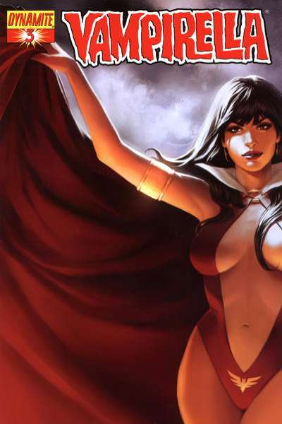 Vampirella #3 Comic Books - Covers, Scans, Photos  in Vampirella Comic Books - Covers, Scans, Gallery