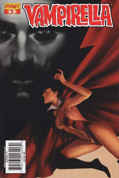 Vampirella #5 comic books - cover scans photos Vampirella #5 comic books - covers, picture gallery