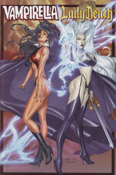 Vampirella/Lady Death #1 Comic Books - Covers, Scans, Photos  in Vampirella/Lady Death Comic Books - Covers, Scans, Gallery