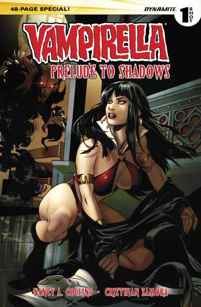 Vampirella: Prelude to Shadows Comic Books. Vampirella: Prelude to Shadows Comics.