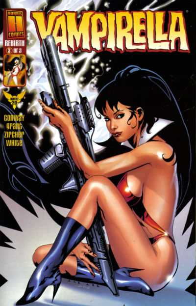 Vampirella The New Monthly #20 Comic Books - Covers, Scans, Photos  in Vampirella The New Monthly Comic Books - Covers, Scans, Gallery
