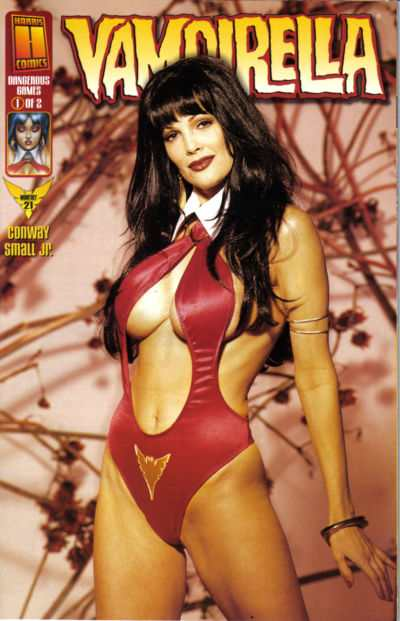 Vampirella The New Monthly #21 Comic Books - Covers, Scans, Photos  in Vampirella The New Monthly Comic Books - Covers, Scans, Gallery
