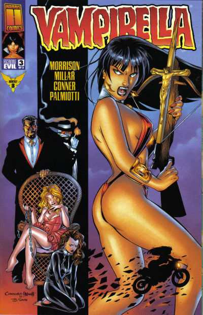 Vampirella The New Monthly #3 comic books for sale