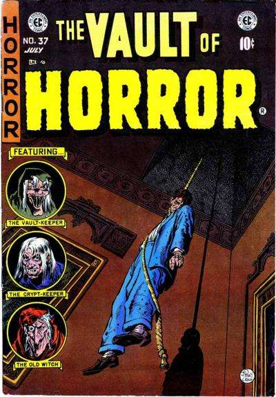 Vault of Horror #37 comic books for sale