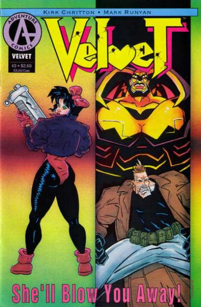 Velvet #3 Comic Books - Covers, Scans, Photos  in Velvet Comic Books - Covers, Scans, Gallery