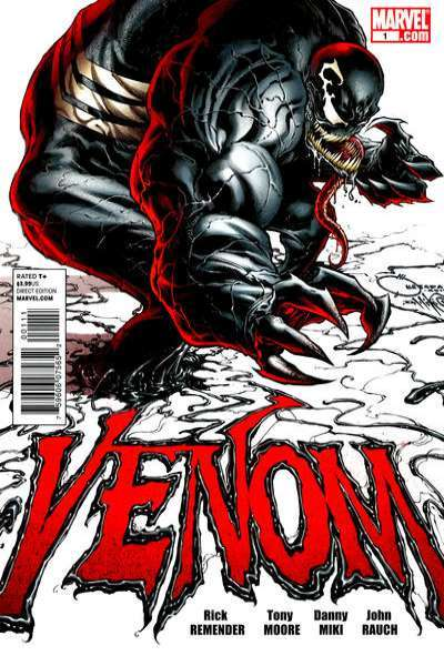 Venom Comic Books. Venom Comics.