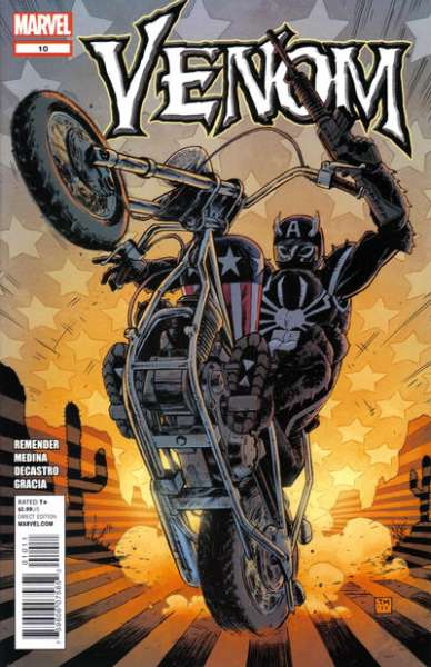 Venom #10 Comic Books - Covers, Scans, Photos  in Venom Comic Books - Covers, Scans, Gallery