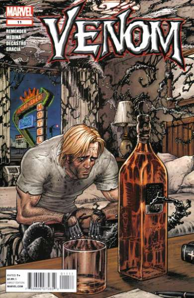 Venom #11 Comic Books - Covers, Scans, Photos  in Venom Comic Books - Covers, Scans, Gallery