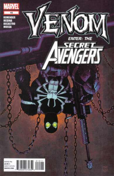 Venom #15 Comic Books - Covers, Scans, Photos  in Venom Comic Books - Covers, Scans, Gallery