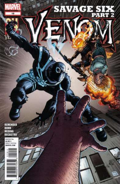 Venom #19 Comic Books - Covers, Scans, Photos  in Venom Comic Books - Covers, Scans, Gallery