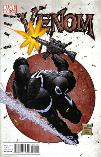 Venom #2 Comic Books - Covers, Scans, Photos  in Venom Comic Books - Covers, Scans, Gallery