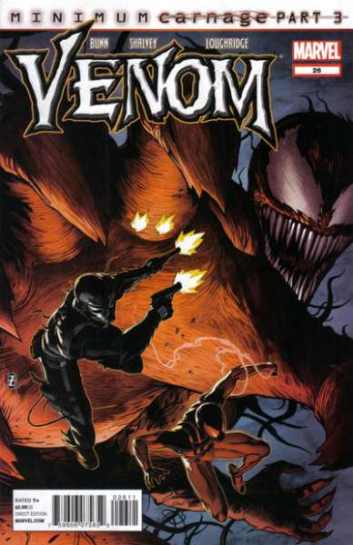 Venom #26 comic books for sale