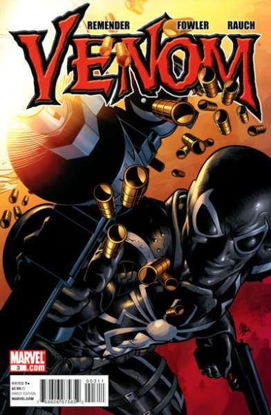 Venom #3 Comic Books - Covers, Scans, Photos  in Venom Comic Books - Covers, Scans, Gallery