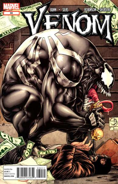 Venom #30 Comic Books - Covers, Scans, Photos  in Venom Comic Books - Covers, Scans, Gallery