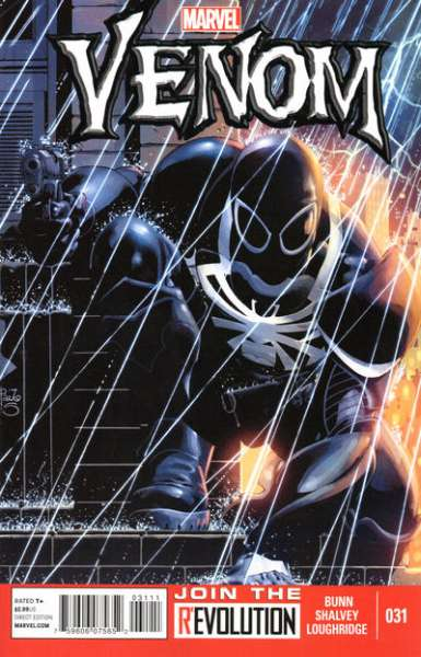 Venom #31 comic books - cover scans photos Venom #31 comic books - covers, picture gallery