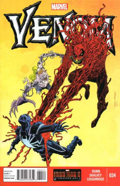Venom #34 comic books for sale