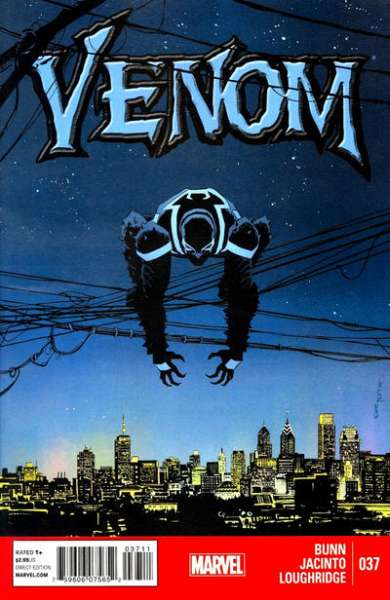 Venom #37 comic books - cover scans photos Venom #37 comic books - covers, picture gallery