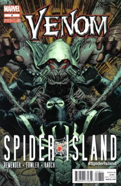 Venom #8 Comic Books - Covers, Scans, Photos  in Venom Comic Books - Covers, Scans, Gallery