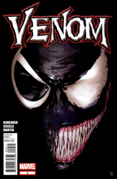 Venom #9 Comic Books - Covers, Scans, Photos  in Venom Comic Books - Covers, Scans, Gallery