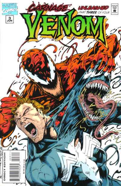 Venom: Carnage Unleashed #3 comic books for sale