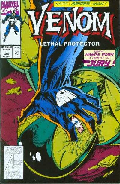 Venom: Lethal Protector #3 comic books for sale
