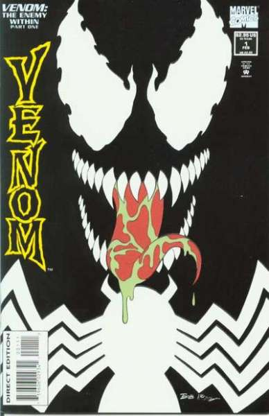 Venom: The Enemy Within #1 Comic Books - Covers, Scans, Photos  in Venom: The Enemy Within Comic Books - Covers, Scans, Gallery