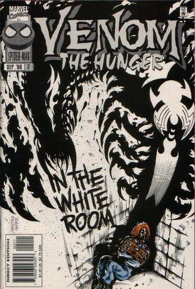 Venom: The Hunger #2 comic books - cover scans photos Venom: The Hunger #2 comic books - covers, picture gallery