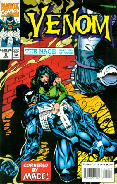 Venom: The Mace #2 Comic Books - Covers, Scans, Photos  in Venom: The Mace Comic Books - Covers, Scans, Gallery