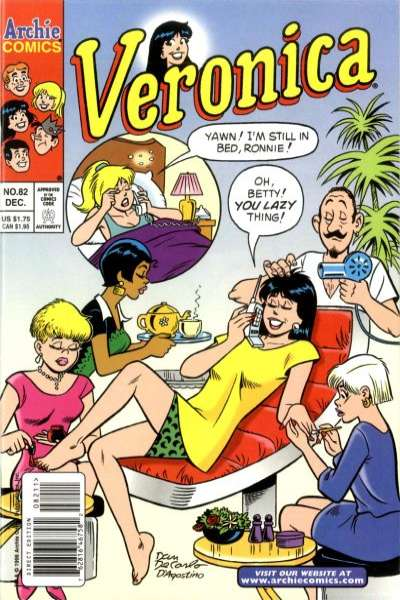 Veronica #82 Comic Books - Covers, Scans, Photos  in Veronica Comic Books - Covers, Scans, Gallery