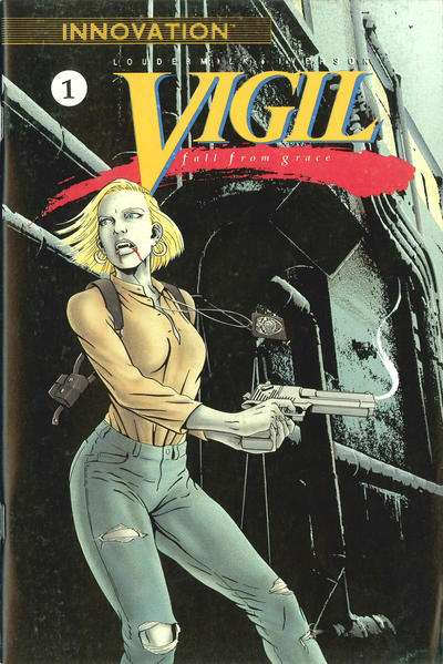 Vigil #1 Comic Books - Covers, Scans, Photos  in Vigil Comic Books - Covers, Scans, Gallery