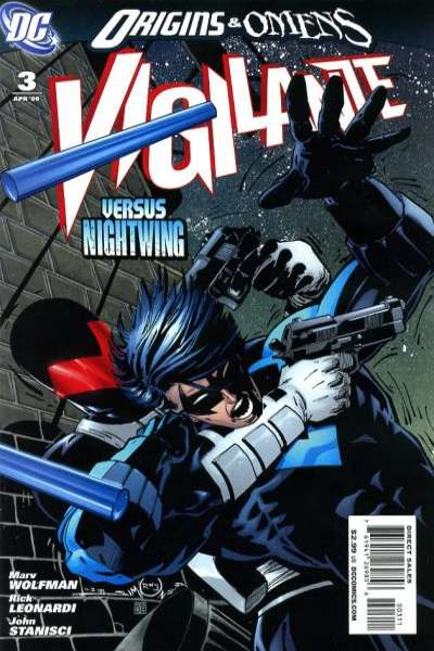 Vigilante #3 comic books - cover scans photos Vigilante #3 comic books - covers, picture gallery