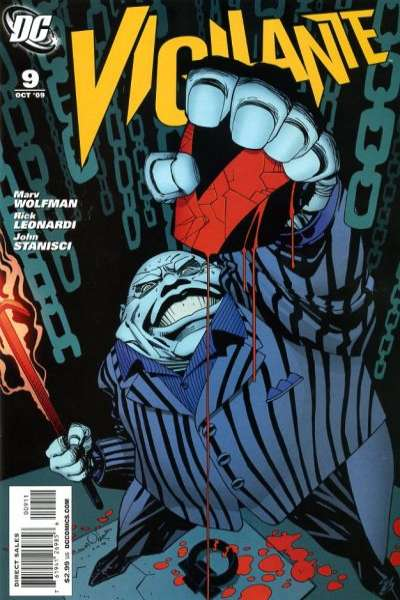 Vigilante #9 Comic Books - Covers, Scans, Photos  in Vigilante Comic Books - Covers, Scans, Gallery