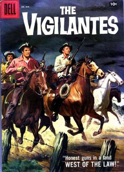Vigilantes #1 comic books - cover scans photos Vigilantes #1 comic books - covers, picture gallery