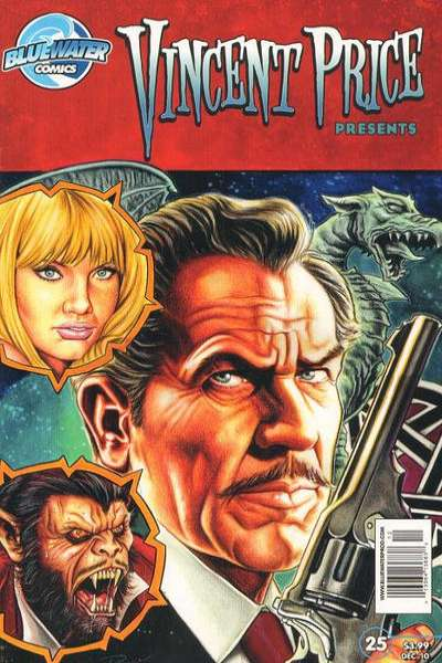 Vincent Price Presents #25 comic books for sale