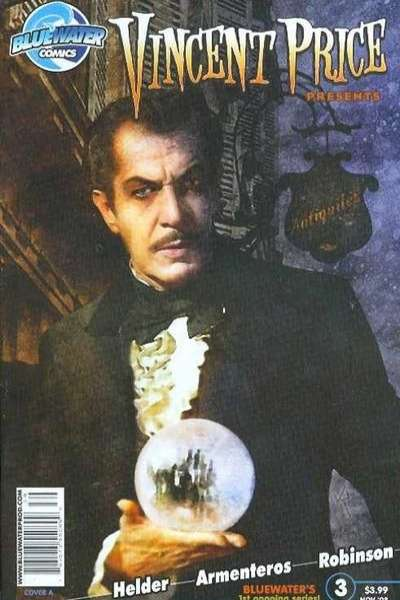 Vincent Price Presents #3 Comic Books - Covers, Scans, Photos  in Vincent Price Presents Comic Books - Covers, Scans, Gallery