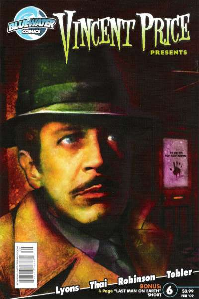 Vincent Price Presents #6 comic books - cover scans photos Vincent Price Presents #6 comic books - covers, picture gallery