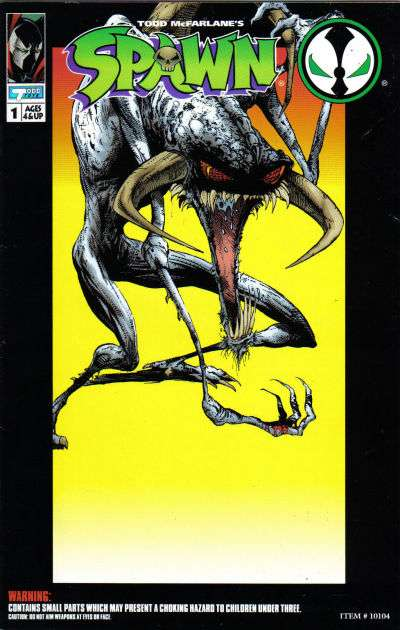 Violator Figure #1 comic books for sale