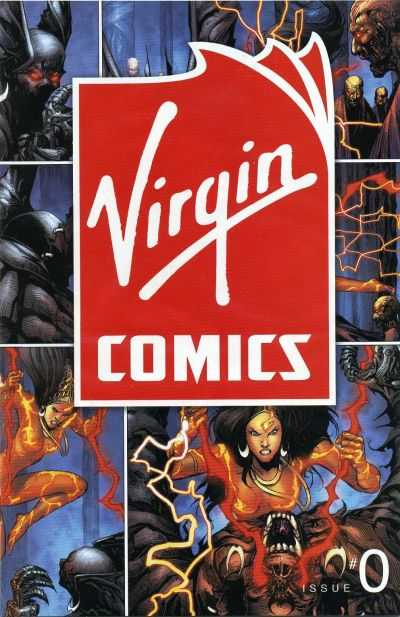 Virgin Comics #0 comic books for sale