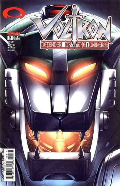 Voltron: Defender of the Universe #2 Comic Books - Covers, Scans, Photos  in Voltron: Defender of the Universe Comic Books - Covers, Scans, Gallery