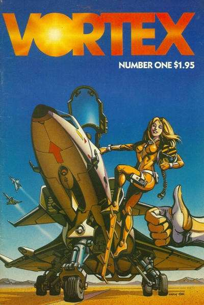 Vortex Comic Books. Vortex Comics.