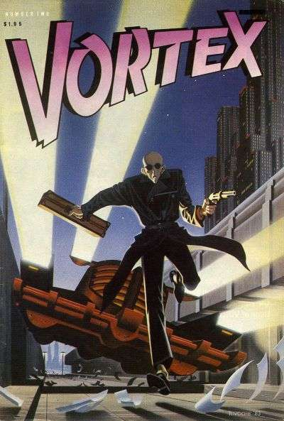 Vortex #2 comic books for sale