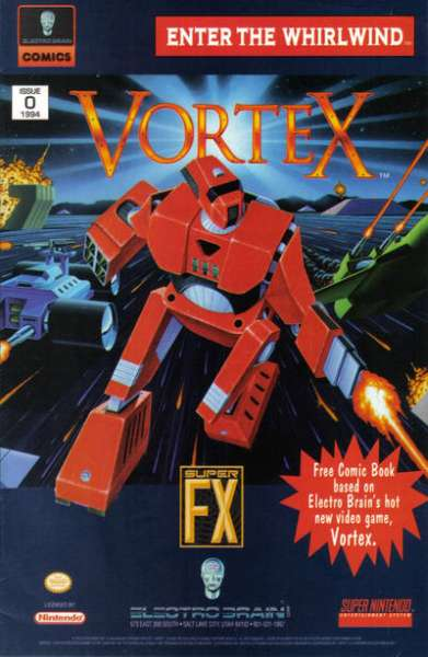 Vortex #0 comic books for sale
