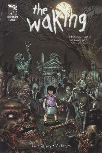Waking #1 Comic Books - Covers, Scans, Photos  in Waking Comic Books - Covers, Scans, Gallery