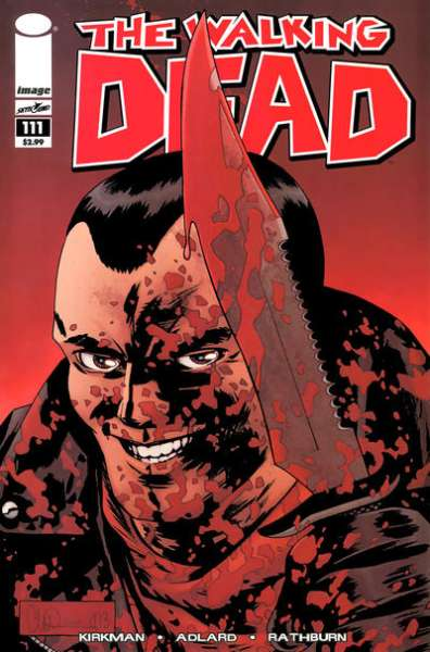 Walking Dead #111 Comic Books - Covers, Scans, Photos  in Walking Dead Comic Books - Covers, Scans, Gallery