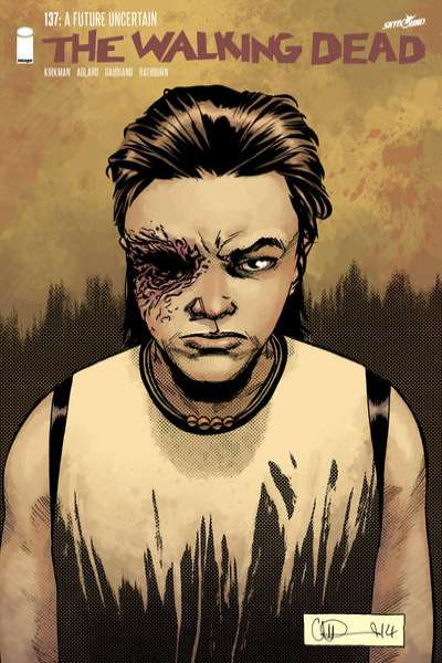 Walking Dead #137 comic books for sale