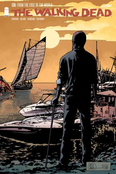 Walking Dead #139 comic books for sale