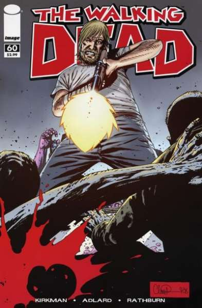 Walking Dead #60 Comic Books - Covers, Scans, Photos  in Walking Dead Comic Books - Covers, Scans, Gallery