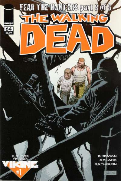Walking Dead #64 Comic Books - Covers, Scans, Photos  in Walking Dead Comic Books - Covers, Scans, Gallery
