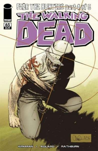 Walking Dead #65 Comic Books - Covers, Scans, Photos  in Walking Dead Comic Books - Covers, Scans, Gallery