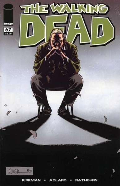 Walking Dead #67 Comic Books - Covers, Scans, Photos  in Walking Dead Comic Books - Covers, Scans, Gallery